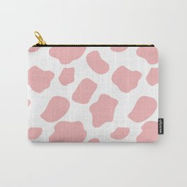 cow print Carry-All Pouch