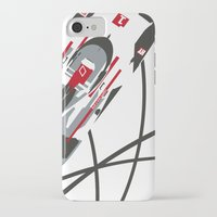 audi iPhone & iPod Cases featuring e-tron by Cale Funderburk