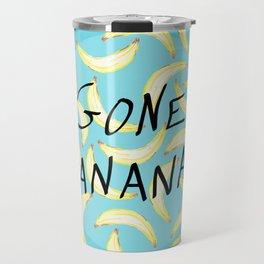Gone Bananas! Travel Mug