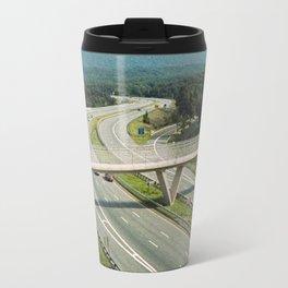 Interstate 68 2 Travel Mug