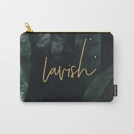 Lavish Carry-All Pouch