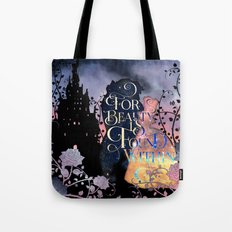 For Beauty Is Found Within Tote Bag