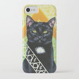 Casting: Arcane Cat Series iPhone Case