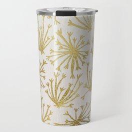 Queen Anne's Lace #2 Travel Mug