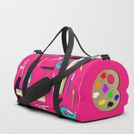 Artsy Fartsy Duffle Bag