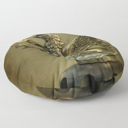 The Griffin Floor Pillow