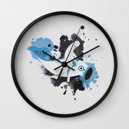 pescerello Wall Clock