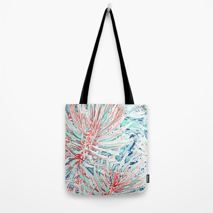 Tropical abstract(12) Tote Bag