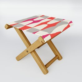Zaha Type Folding Stool