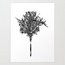 INKspired Art Print