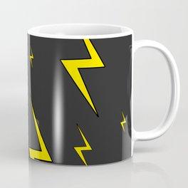 Lightning Bolt Pattern Coffee Mug
