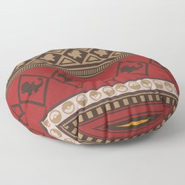 Poke Tribe (Southwest) Floor Pillow