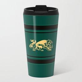 Regal Leo the Lion (Create, Love, Play) Travel Mug