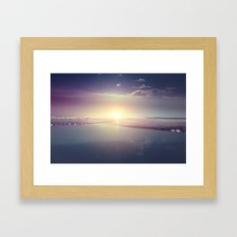 Fuel Framed Art Print