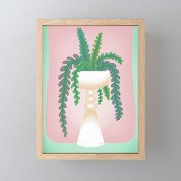 cryptocereus Framed Mini Art Print
