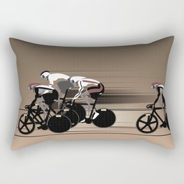 Velodrome Rectangular Pillow