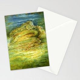La couleur tombée du ciel Stationery Cards