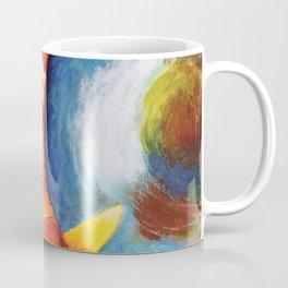 The World within a Sunflower Coffee Mug