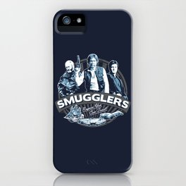 Smugglers Three iPhone Case