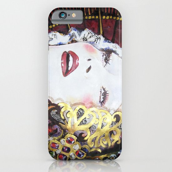 Porcelain Liberty iPhone & iPod Case