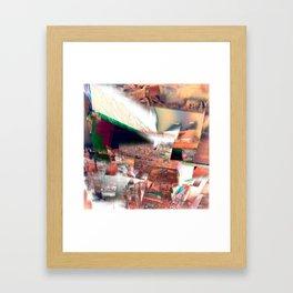 Favela Palaces Framed Art Print