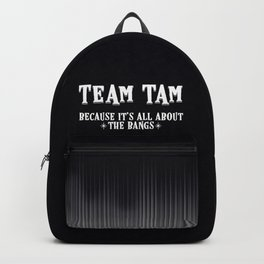 Team Tam Backpack