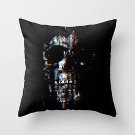 The Tormentor Throw Pillow