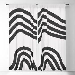 Linea 01B Blackout Curtain