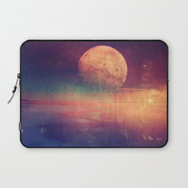 abstract landscape Laptop Sleeve