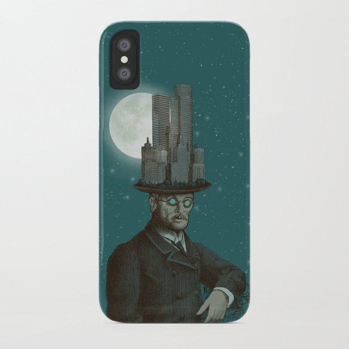 The Architect (colour option) iPhone Case