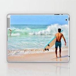 Haleiwa Surf Laptop & iPad Skin
