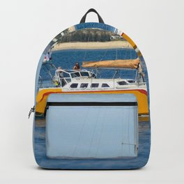 Port exit, Tavira Backpack