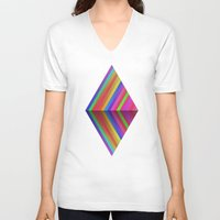 odd future V-neck T-shirts featuring Future by Geometry111