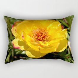 Flower GG Rectangular Pillow