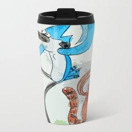 The Regular Show 'OOHHHH'  Travel Mug