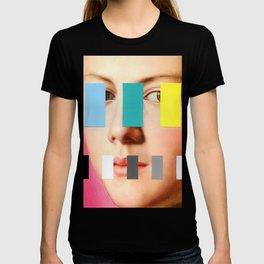 Portrait With A Spectrum 3 T-shirt