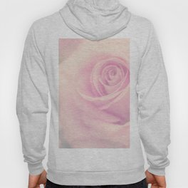 Vintage rose - Beautiful lightpink flower - Roses Hoody