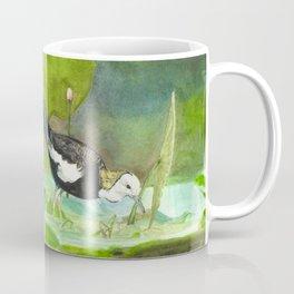 Pheasant-tailed jacana Coffee Mug