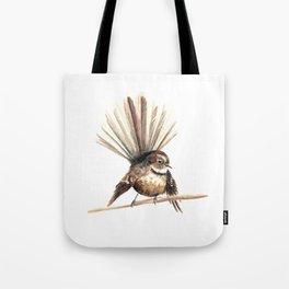 Piwakawaka / Fantail - a native New Zealand bird 2011 Tote Bag