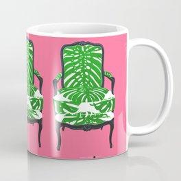 PALM BEACH CHAIR Coffee Mug