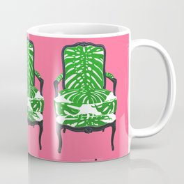 PALM BEACH CHAIR Coffee Mug