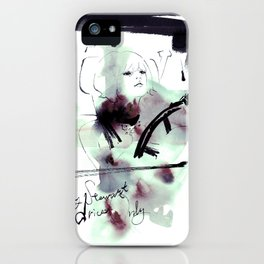 no title iPhone Case