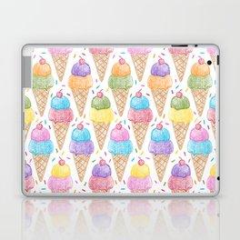 Crayon - IceCream Laptop & iPad Skin