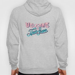 WELCOME TO NEW HAVEN Hoody