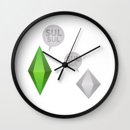 TheSIMS4 # SulSul # Wall Clock