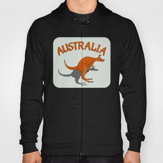 Kangaroo Australia Hoody