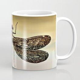DRAGONFLY I Coffee Mug