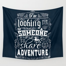 Help wanted Wall Tapestry