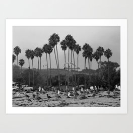 California Symphony Art Print