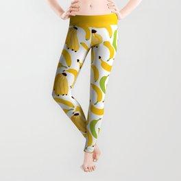 Banana Harvest Leggings